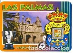 Calendario Palmas.Calendario Futbol Las Palmas Ref 11 04l251 Sold Through