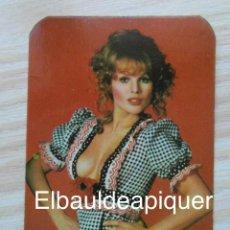 Coleccionismo Calendarios: CALENDARIO DE BOLSILLO 1974. FOTO MUJER. Lote 89859508