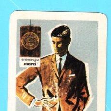 Coleccionismo Calendarios: CALENDARIO FOURNIER 1965, UN POCO OSCURO. Lote 91439225