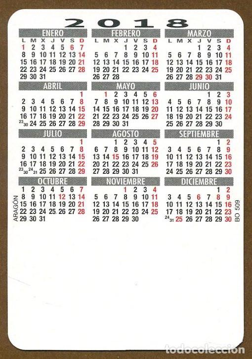 Calendarios De Bolsillo 2018 Aragon Comprar