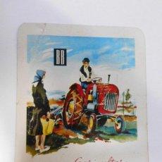 Coleccionismo Calendarios: CALENDARIO FOURNIER 1963 BANCO DE BILBAO. Lote 94322114