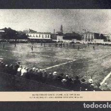 Coleccionismo Calendarios: CALENDARIO IMATGES DEL SABADELL ANTIC DEL 2005: CAMP DE LA SANG. FUTBOL. ESTADIO (NUM. 110). Lote 194750348