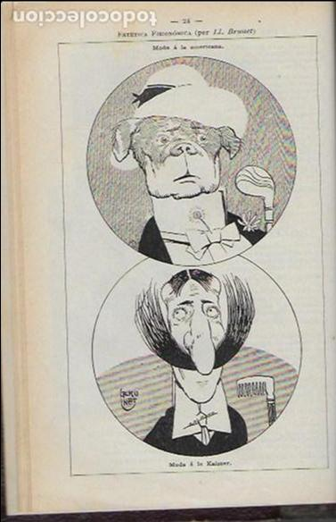 Coleccionismo Calendarios: Almanach de l' Esquella de la Torratxa 1908. 21x14cm. 208 p. - Foto 5 - 95375103
