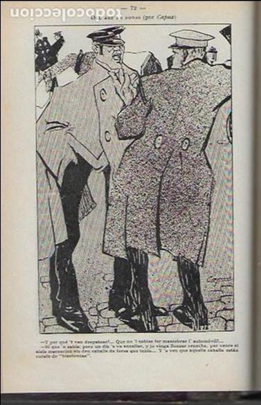 Coleccionismo Calendarios: Almanach de l' Esquella de la Torratxa 1908. 21x14cm. 208 p. - Foto 8 - 95375103