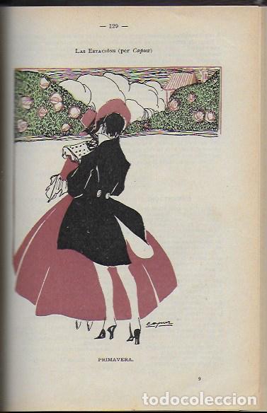 Coleccionismo Calendarios: Almanach de l' Esquella de la Torratxa 1908. 21x14cm. 208 p. - Foto 9 - 95375103
