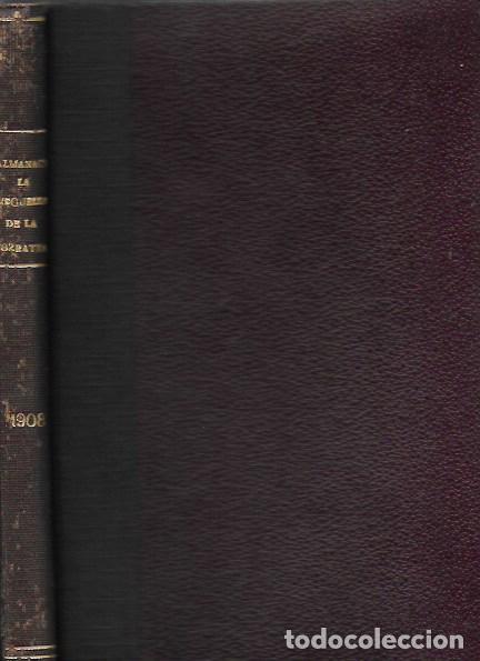 Coleccionismo Calendarios: Almanach de l' Esquella de la Torratxa 1908. 21x14cm. 208 p. - Foto 12 - 95375103