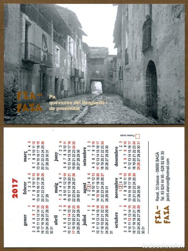 Coleccionismo Calendarios: 3 Calendarios Bolsillo - BAGA 2017 - Foto 3 - 127673739