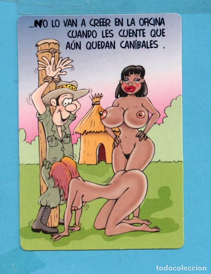 Calendario de Humor año 2001 De W.C.B: Nº 115 Sin Publicidad segunda mano