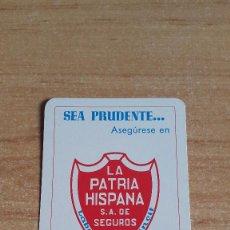 Coleccionismo Calendarios: CALENDARIO FOURNIER LA PATRIA HISPANA AÑO 1974 (VER FOTO ADICIONAL). Lote 96850595