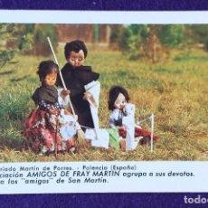 Coleccionismo Calendarios: CALENDARIO FOURNIER. SECRETARIADO MARTIN DE PORRES. PALENCIA. 1977. Lote 97225411