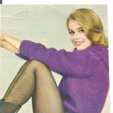 Coleccionismo Calendarios: JANE FONDA. Lote 97333767