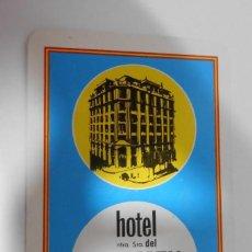 Coleccionismo Calendarios: CALENDARIO FOURNIER 1965 HOTEL NTRA. SRA. DEL CARMEN - MADRID. Lote 97416439