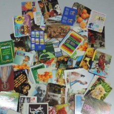 Coleccionismo Calendarios: LOTE DE 110 CALENDARIOS DE DIFERENTES TEMAS. Lote 97476379