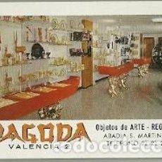 Coleccionismo Calendarios: CALENDARIO FOURNIER. PAGODA. AÑO 1969. Lote 97631931