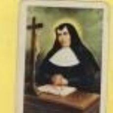 Coleccionismo Calendarios: CALENDARIO H. FOURNIER AÑO 1980 SANTA TERESA DE JESUS JORNET CR 80. Lote 97701731