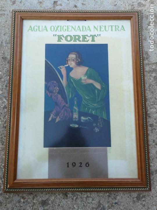 Calendario 1926.Calendario 1926 Agua Oxigenada Foret Sold Through Direct