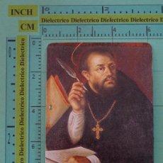 Coleccionismo Calendarios: CALENDARIO DE BOLSILLO RELIGIOSO. AÑO 1987. FEDERACIÓN AGUSTINIANA ESPAÑOLA. SAN AGUSTIN. Lote 98513431