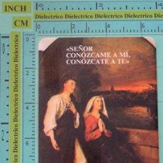 Coleccionismo Calendarios: CALENDARIO DE BOLSILLO RELIGIOSO. AÑO 1986. FEDERACIÓN AGUSTINIANA ESPAÑOLA. SAN AGUSTIN. Lote 98513475
