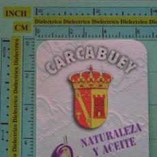 Coleccionismo Calendarios: CALENDARIO DE BOLSILLO. AÑO 1998. ACEITE DE OLIVA VIRGEN EXTRA, CARCABUEY, CÓRDOBA. Lote 98513643