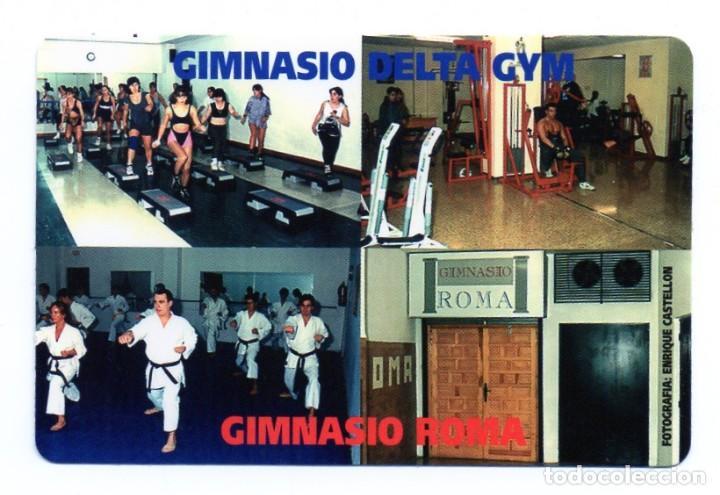 As Roma Calendario.Calendario De Publicidad 1996 Gimnasio Roma