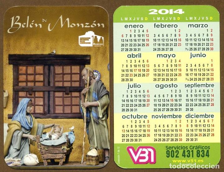 CALENDARIOS BOLSILLO - BELEN MONZON 2014 (Sammelleidenschaft Papier - Kalender)