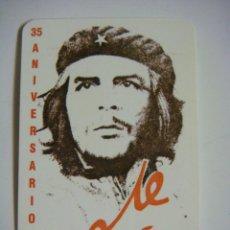 Coleccionismo Calendarios: CALENDARIO DE 35 ANIVERSARIO CHE (IU).. Lote 98718023