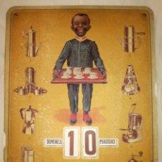 Coleccionismo Calendarios: CALENDARIO PERPETUO VINTAGE.. Lote 98981630