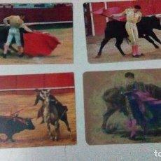 Coleccionismo Calendarios: 4 CALENDARIOS TAURINOS DEL AÑO 1977 Y1996. Lote 99105007