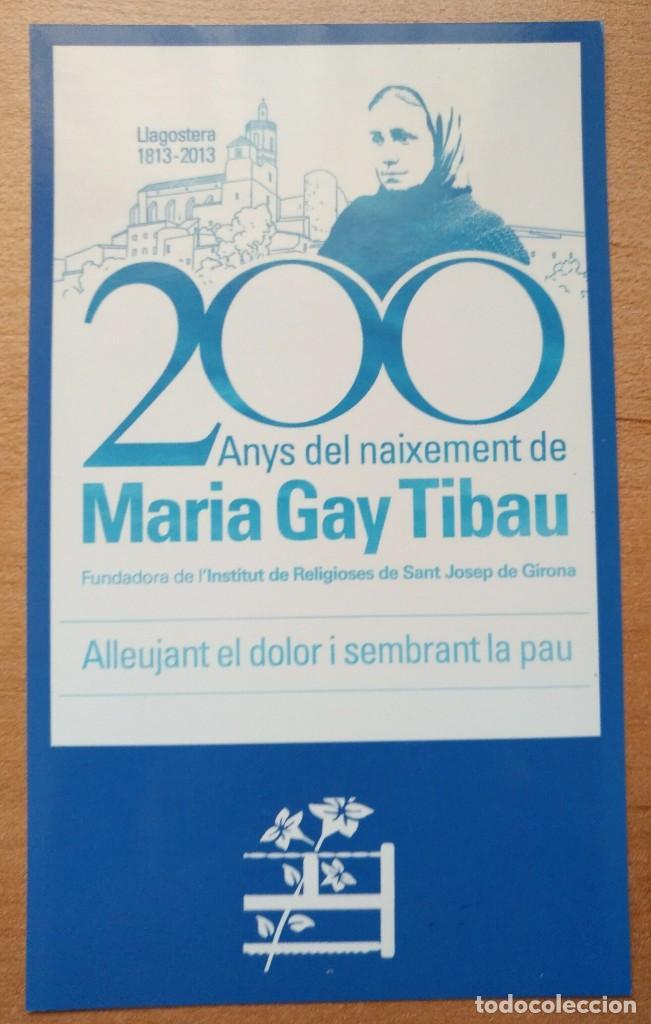Calendario Gay.Ca 54 Calendario 200 Aniversario Nacimiento Maria Gay Tibau