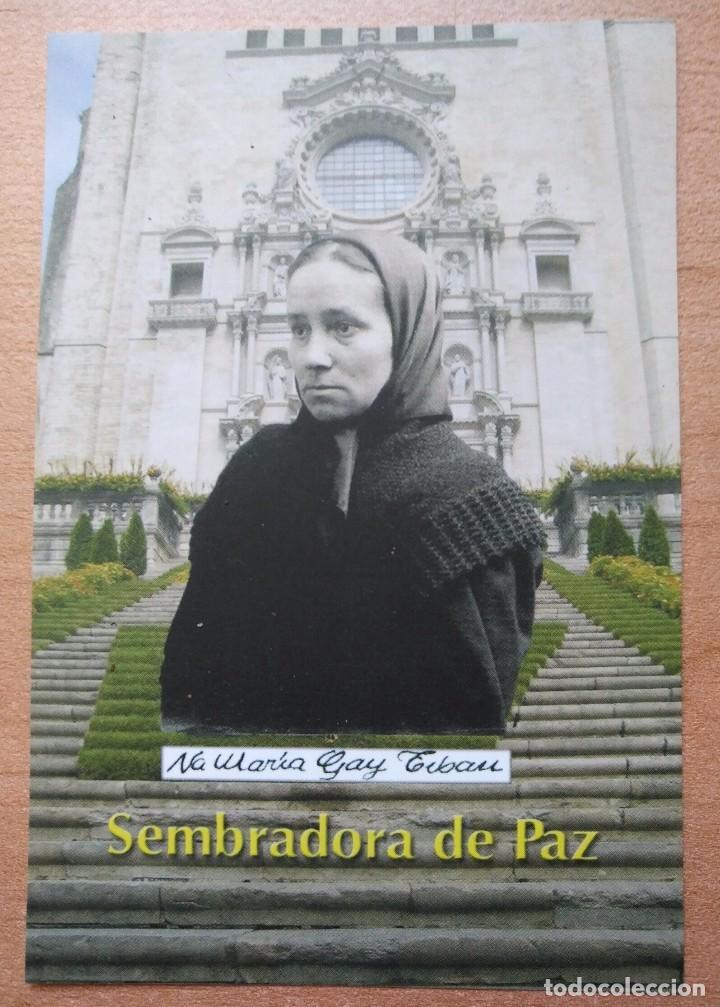 CA 55 CALENDARIO 200 RELIGIOSAS SAN JOSÉ DE GERONA - 2007 (Coleccionismo - Calendarios)