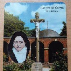 Coleccionismo Calendarios: CA 57 CALENDARIO CLAUSTRO DEL CARMELO DE LISIEUX - 2014. Lote 99181463