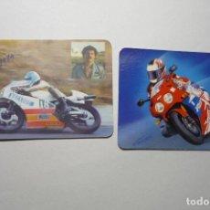 Coleccionismo Calendarios: LOTE CALENDARIOS MOTOCICLISMO - 1996-2000. Lote 99314159