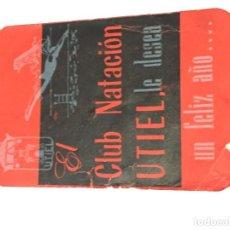 Coleccionismo Calendarios: CALENDARIO 1966. Lote 99484003