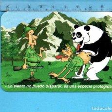 Coleccionismo Calendarios: CALENDARIO DE HUMOR DEL AÑO 2007 CON PUBLICIDAD . Lote 99702515