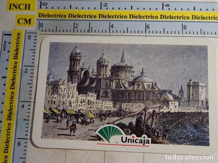 Calendario Unicaja.Calendario De Bolsillo Ano 1992 Unicaja Banco Catedral Cadiz Bancos Cajas De Ahorro