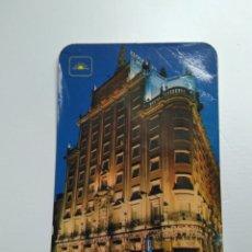 Coleccionismo Calendarios: CALENDARIO PUBLICITARIO SEGUROS - 1989 - OCASO. Lote 103041379