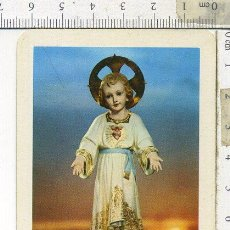 Coleccionismo Calendarios: CALENDARIO FOURNIER DIVINO NIÑO JESUS 1963. Lote 103656383