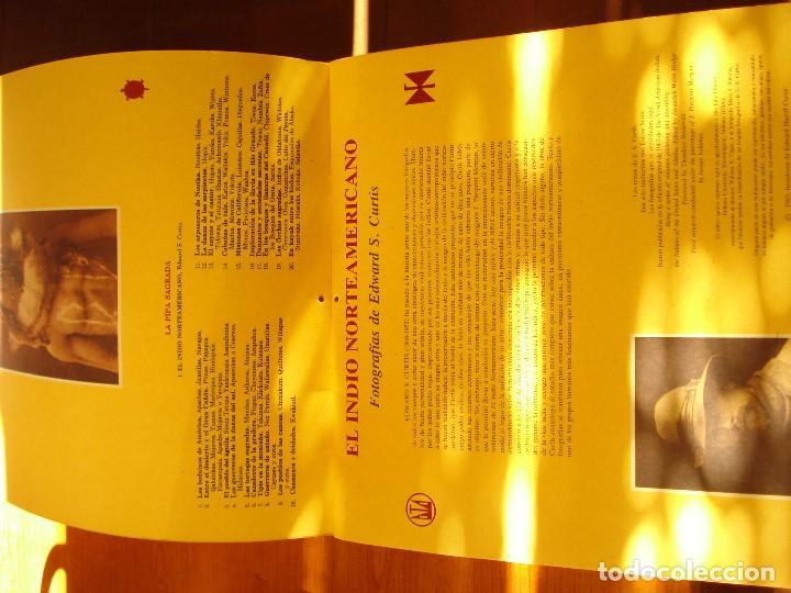 Coleccionismo Calendarios: EL INDIO NORTEAMERICANO - EDWARD S CURTIS - OLAÑETA EDITOR - Foto 4 - 103662851