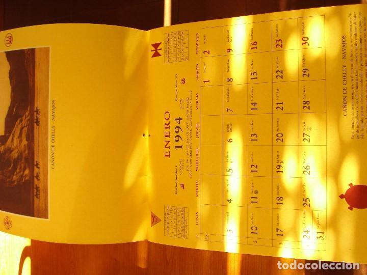 Coleccionismo Calendarios: EL INDIO NORTEAMERICANO - EDWARD S CURTIS - OLAÑETA EDITOR - Foto 6 - 103662851