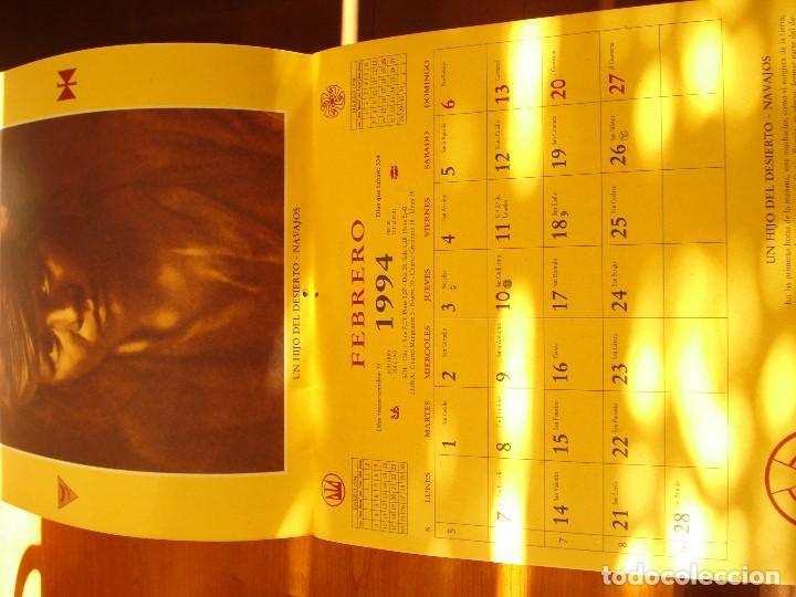 Coleccionismo Calendarios: EL INDIO NORTEAMERICANO - EDWARD S CURTIS - OLAÑETA EDITOR - Foto 7 - 103662851