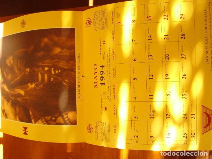 Coleccionismo Calendarios: EL INDIO NORTEAMERICANO - EDWARD S CURTIS - OLAÑETA EDITOR - Foto 8 - 103662851