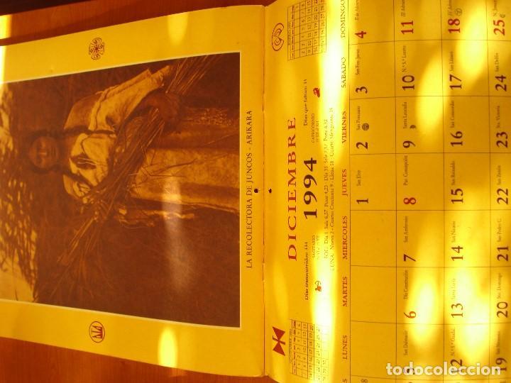 Coleccionismo Calendarios: EL INDIO NORTEAMERICANO - EDWARD S CURTIS - OLAÑETA EDITOR - Foto 11 - 103662851