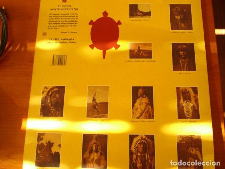 Coleccionismo Calendarios: EL INDIO NORTEAMERICANO - EDWARD S CURTIS - OLAÑETA EDITOR - Foto 12 - 103662851