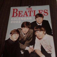 Coleccionismo Calendarios: THE BEATLES, CALENDARIO DE PARED AÑO 2003 FOTOS DIFERENTES . Lote 103818243