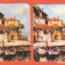 Coleccionismo Calendarios: 2 CALENDARIOS DE BOLSILLO DE SERIE AÑOS 1969 - 1970 PINTURA - VER FOTO DE REVERSOS. Lote 104211627