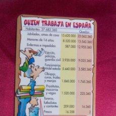 Calendario De Bolsillo 2002 Serie Chistes Si Kaufen Alte