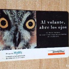 Coleccionismo Calendarios: CALENDARIO PUBLICITARIO WINTERTHUR AÑO 1998 99. Lote 104428955
