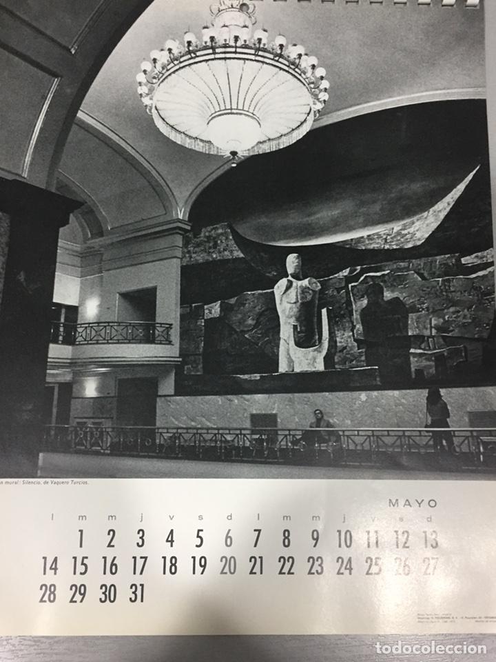Coleccionismo Calendarios: CALENDARIO TEATRO REAL DE PARED 1973. FOTOS GYENES - Foto 2 - 105070516