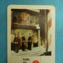 Coleccionismo Calendarios: CALENDARIO DE BOLSILLO - COCA COLA - 1967 - H. FOURNIER. Lote 106043015