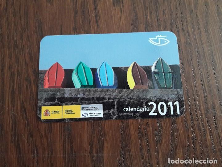 Calendario 2011 Espana.Calendario De Publicidad Instituto Social De La Vendido En Venta